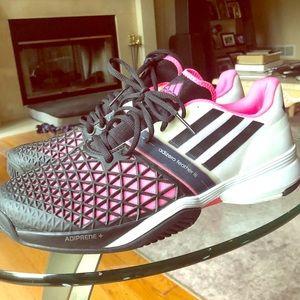Men's size 11 1/2 Adidas adizero feather lll